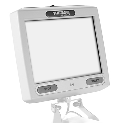 "Control and display unit with 10,4"" colour screen incl. touch-function"